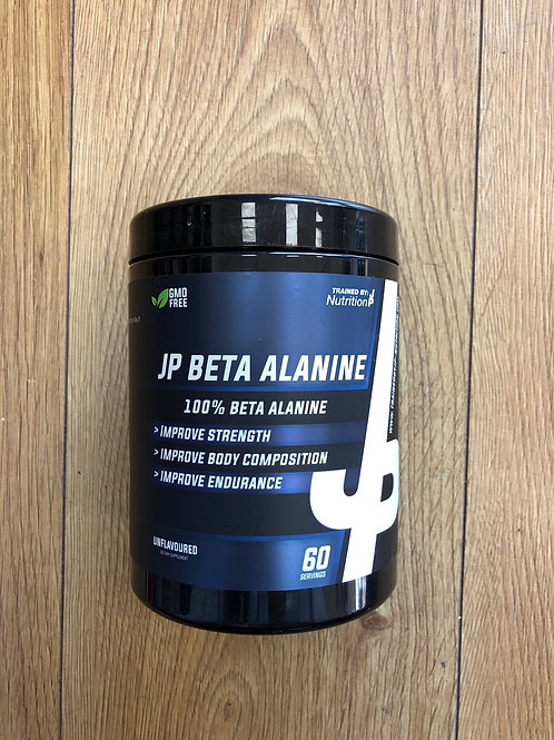 Trained by jp nutritions BETA ALANINE