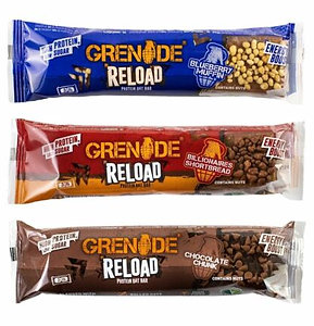 Grenade reload bar (various flavours )