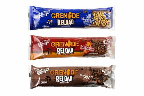 Grenade reload bar (various flavours )
