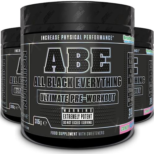 Applied nutritions ABE (various flavours )