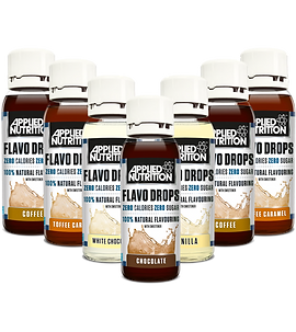 Flavo drops (various flavours )