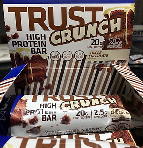 Usn crunch bar (triple chocolate )