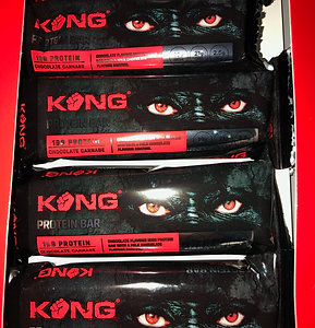 Kong protein bar (chocolate carnage)