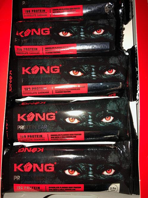 Kong protein bar (chocolate carnage)