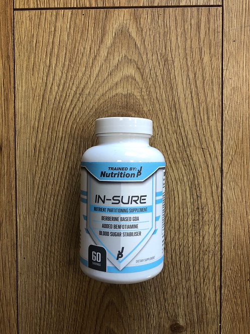 Trained by jp nutrition IN-SURE GDA