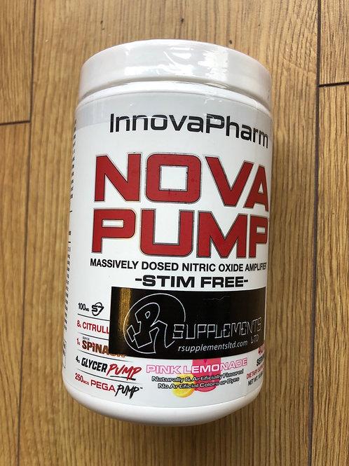 Nova pump (pink lemonade)