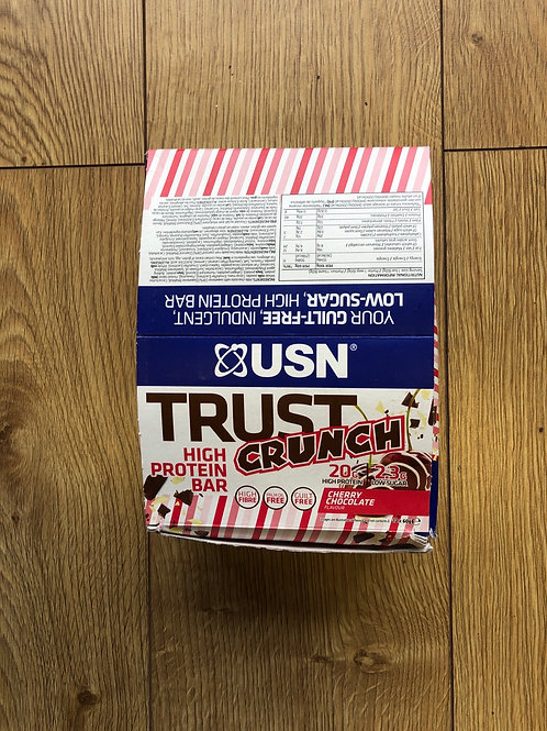 Usn crunch bar ( cherry chocolate )
