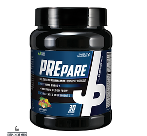 Trained by jp nutrition PREPARE