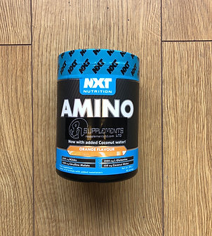 Nxt nutritions Amino fuel (orange)