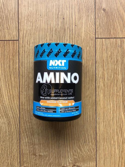 Nxt nutritions Amino fuel (orange)