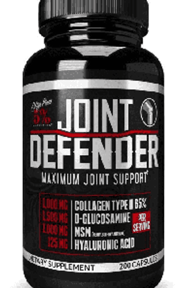 rich piana 5% nutritions JOINT DEFENDER