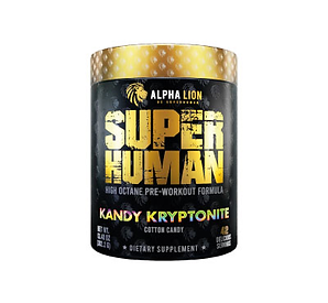 alpha lion SUPER HUMAN (various flavours )