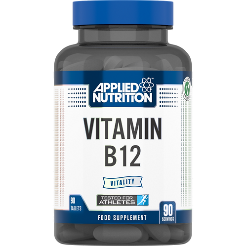 applied nutrition vitamin b12