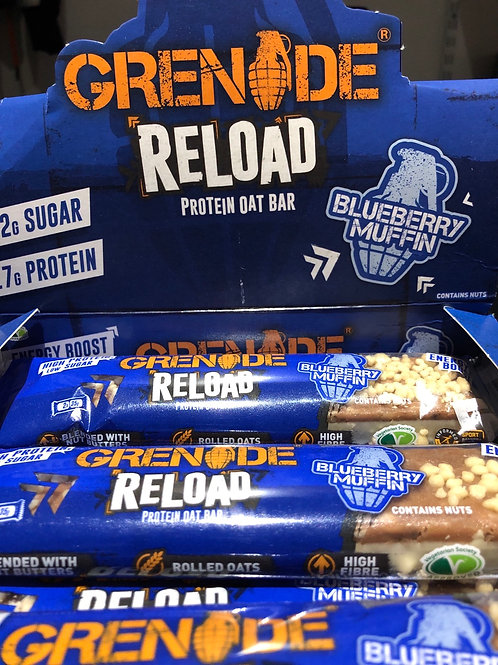 Grenade reload bar ( blueberry muffin)