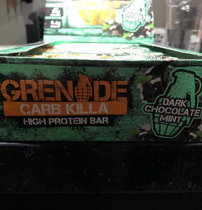 Grenade carb killa (dark chocolate mint)