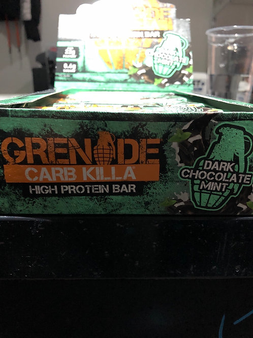 Grenade carb killa (dark chocolate mint)