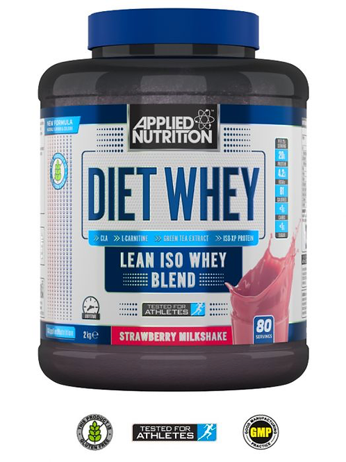 Applied nutritions diet whey(various flavours )