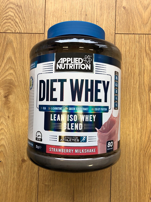 Applied nutritions diet whey (strawberry )