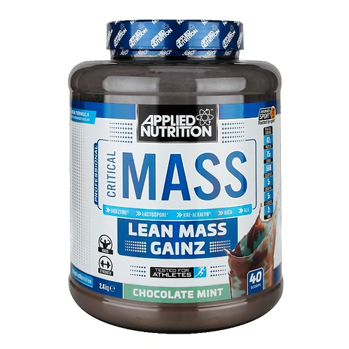 Applied nutritions CRITICAL MASS(various flavours )