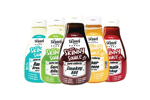Skinny sauce (various flavours )