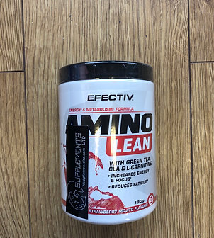 Efectiv amino lean (strawberry mojito)
