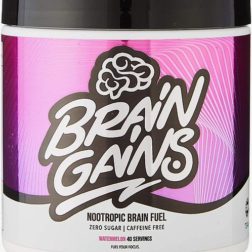 Brain gains(various flavours )