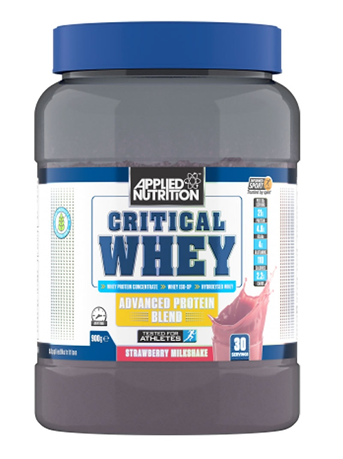 Applied Nutrition critical whey(various flavours )