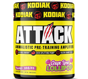 Kodiak ATTACK (various flavours )