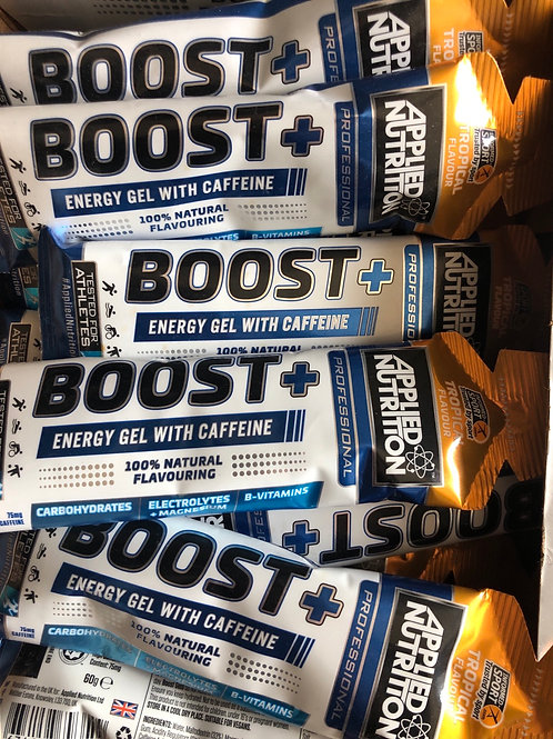 Applied Nutritions Boost energy gel (tropical)