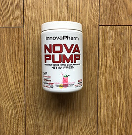 INNOVAPHARM nova pump SAMPLE