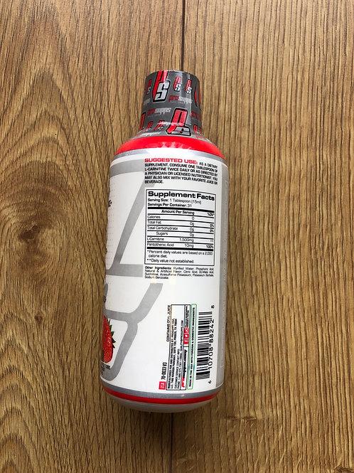 Prosupp L carnitine 1500 (cherry Popsicle)