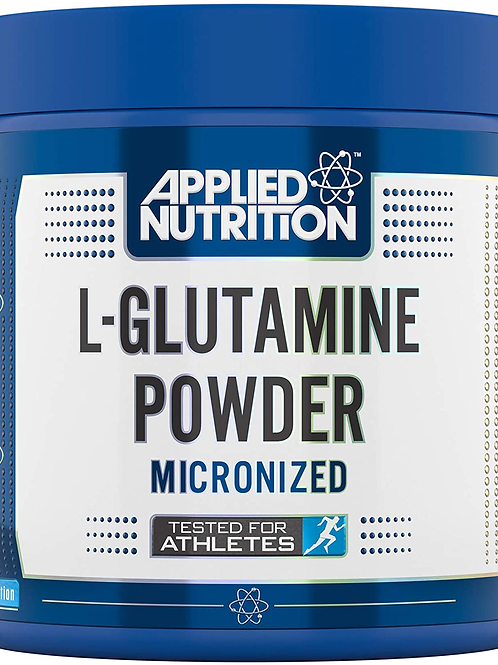 Applied nutritions l glutamine (100 servings )
