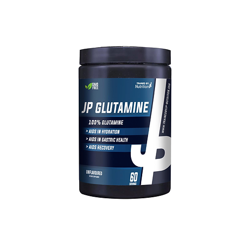 Trained by jp GLUTAMINE (60 serve)