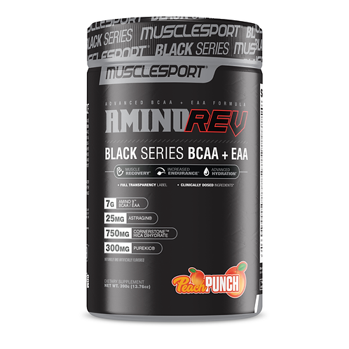 Musclesport Aminorev(various flavours )