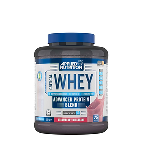 Applied nutritions critical whey