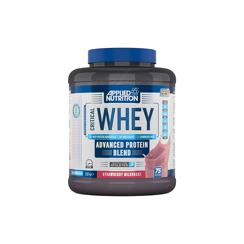 Applied Nutrition critical whey (lemon cheesecake)