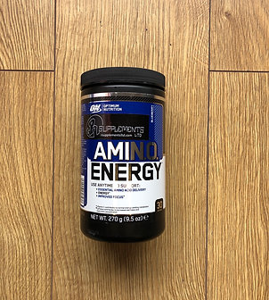 Optimum nutrition amino energy (blueberry )