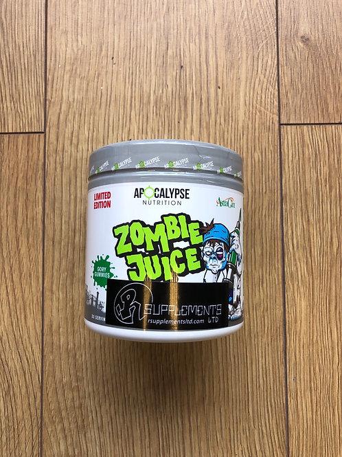 Apocalypse zombie juice