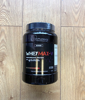 Strom sports whey (Raspberry ripple)