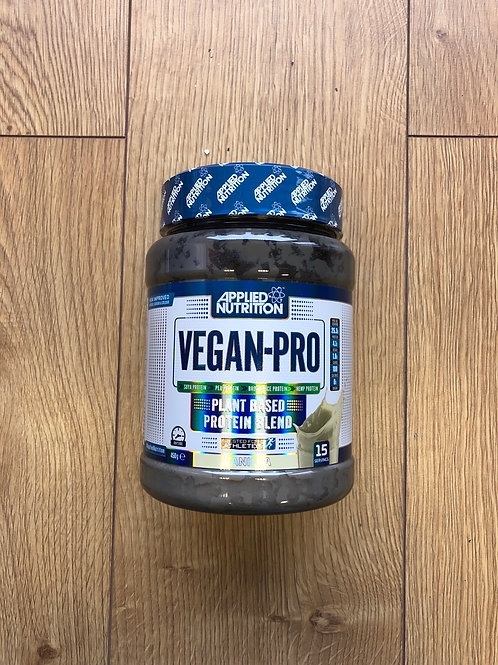 Applied nutritions vegan protein (vanilla )
