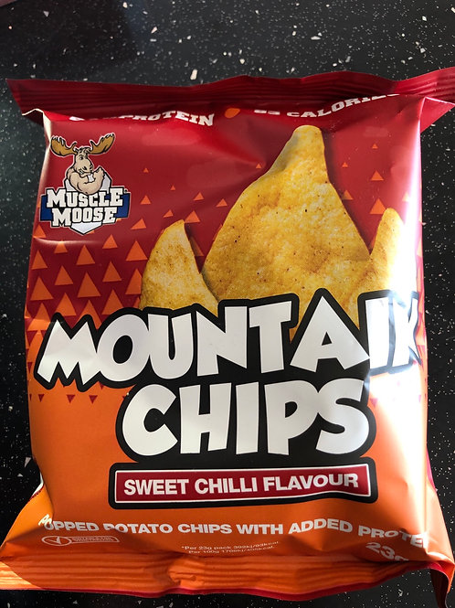 Mountain chips (sweet chilli)
