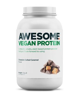 Awesome supplements VEGAN protein