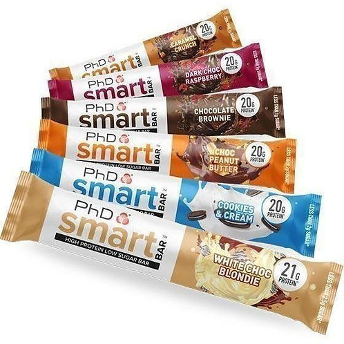 Phd smart bar (various flavours )
