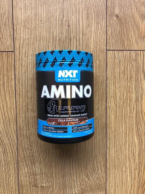 Nxt nutritions Amino fuel (cola)