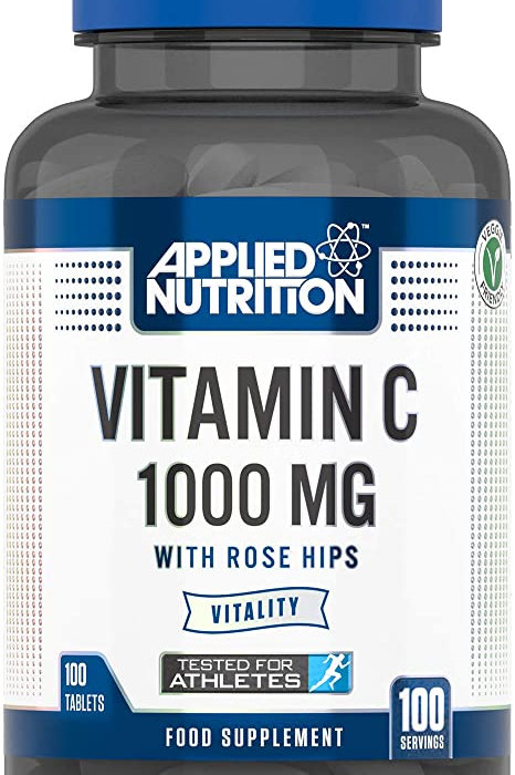 Applied nutritions vitamin c