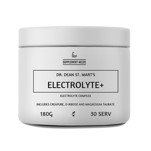 Supplement needs Electrolytes (various flavours )