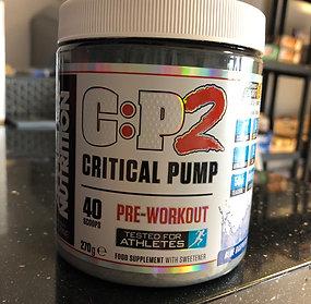 Critical pump (Bb june 2020)