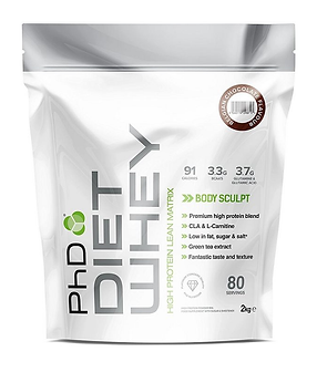 PHD diet whey(various flavours )