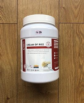CSN Cream of rice (vanilla)
