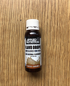 Flavo drops (toffee caramel)